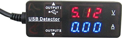 yeeco-dc-32-10v-0-3a-dual-usb-output-charging-detector-digital-led-amperemeter-voltmeter-spannung-st