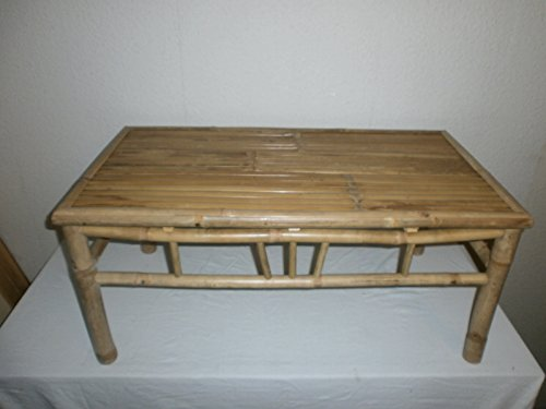 Couchtisch,Wohnzimmertisch,BeistelltischGartentisch,Bambustisch,Holztisch