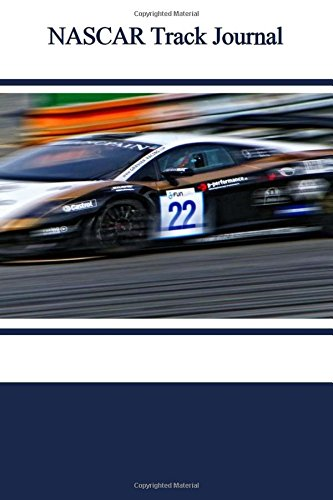 NASCAR Track Journal por Tom Alyea