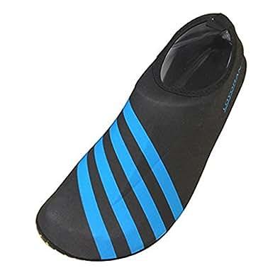 Immagine non disponibile. Immagine non disponibile per. Colore: Eagsouni  Scarpe da Scoglio da Immersione Scarpette da Bagno Mare Nuotare Spiaggia  Ballo Surf ...