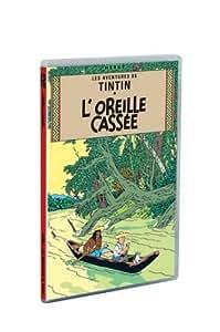 Les Aventures de Tintin - L'oreille cassée