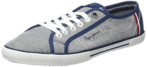 Pepe Jeans Aberman Court, Sneakers Basses Homme