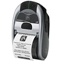 Zebra iMZ220 Térmica directa Impresora portátil - Terminal de punto de venta (Térmica directa, Impresora portátil, 102 mm/s, Inalámbrico y alámbrico, 128 MB, 0,128 GB)