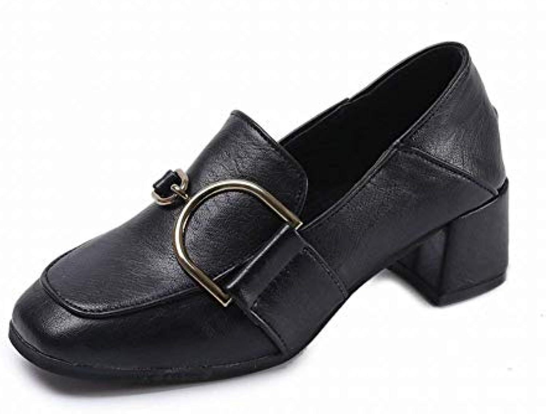 Fuxitoggo Piccole Scarpe Le Scarpe Britanniche Britanniche Britanniche Indossano Due Scarpe Pigre Tutte Le Scarpe Mocassini (Coloreee  ... | Qualità e consumatori in primo luogo  | Uomini/Donne Scarpa  c9552c
