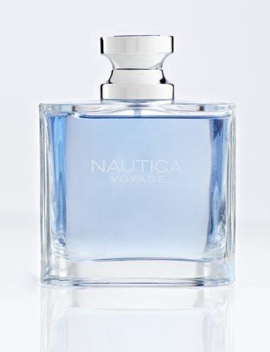 Nautica Voyage by Nautica Eau De Toilette Spray 3.4 oz for Men - 100% Authentic by Nautica