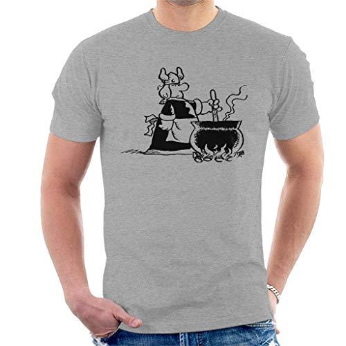 Wasser Kostüm Kreatur - Hagar The Horrible Helga Dinner Time Men's T-Shirt M