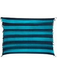 Große Auswahl Ca 50 Modelle / Farben zur Wahl - Sarong Pareo Wickelrock Strandtuch Tuch Wickeltuch Handtuch - Blickdicht - Handmade - Fair Trade