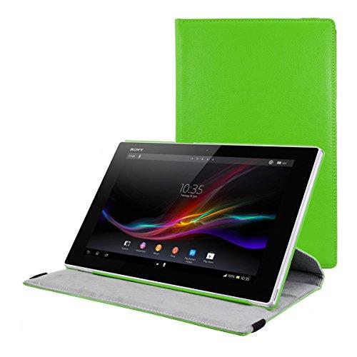 kwmobile Hülle kompatibel mit Sony Xperia Tablet Z - 360° Tablet Schutzhülle Cover Case