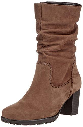 Gabor Shoes Damen Basic Stiefel, Braun (84 Nut), -