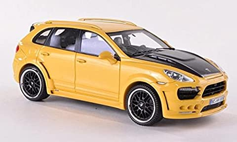 NEO NEO45695 HAMANN GUARDIAN YELLOW/CARBON 2011 1:43 MODELLINO DIE CAST MODEL
