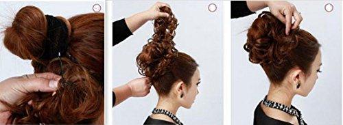 Preisvergleich Prettyshop Xxxl Haarteil Haargummi