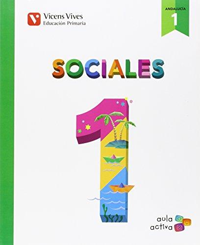 Sociales 1 andalucia (aula activa)