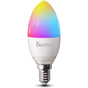 wifi smart bulb colour dimmable led light 60w equivalent edison bulb 810 lm remote control by. Black Bedroom Furniture Sets. Home Design Ideas
