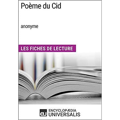 Poème du Cid (anonyme): Les Fiches de Lecture d'Universalis
