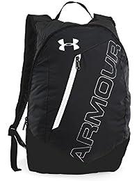Under Armour Multisport/Multifunktion UA Adaptable BP - Bolsa de gimnasia de cuerdas, color negro, talla única