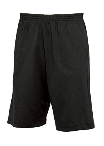 B & C Collection B & C Shorts Move Schwarz - Schwarz