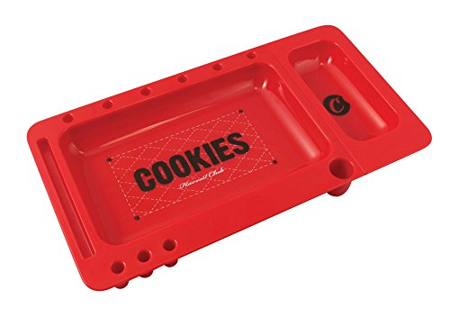 Cookies Unisex Rolling Tray 2.0 Red
