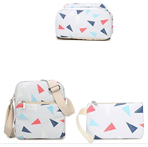Keshi Niedlich Damen accessories hohe Qualität Einfache Tasche Schultertasche Freizeitrucksack Tasche Rucksäcke Mehrfarbig 5