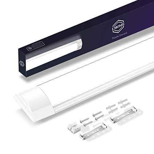 L'Home Pantalla Carcasa Tubo led integrado 18w 60cm,pantallas