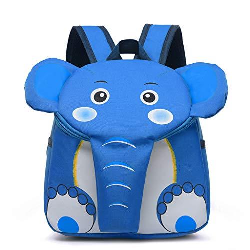 YUYUE21 Mochila de Elefante Mochila para Mochila de Elefante de Dibujos Animados para niños pequeños