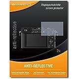"2 x SWIDO® protecteur d'écran Panasonic Lumix DMC-LX100 protection d'écran feuille ""AntiReflex"" antireflets"