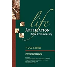 1, 2 & 3 John: Lab Comm (Life application Bible commentary)