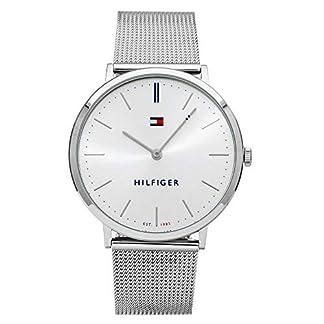 Tommy Hilfiger Reloj Analógico para Mujer de Cuarzo con Correa en Acero Inoxidable 1781690