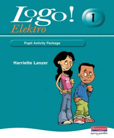 Logo Elektro 1 Pupil Activity Package (Medium schools: 801-1100 pupils) (Logo! for 11-14) -