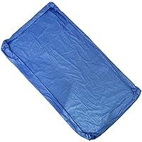 P Prettyia 1 Pc de Funda Protectora de Mesa de Billar Tapa para Mantenimiento Color Azul - 4 Metros (13 pies)