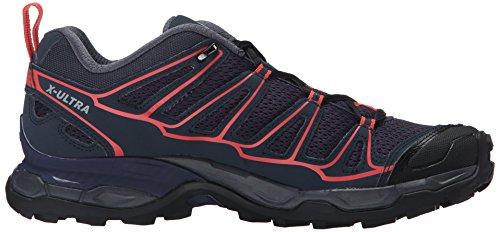 Salomon X Ultra Prime W, Scarpe da Escursionismo Donna Black