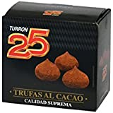 Turron25 - Trufas al cacao - Trüffel in Cocoa - Höchste Qualität - 200gr