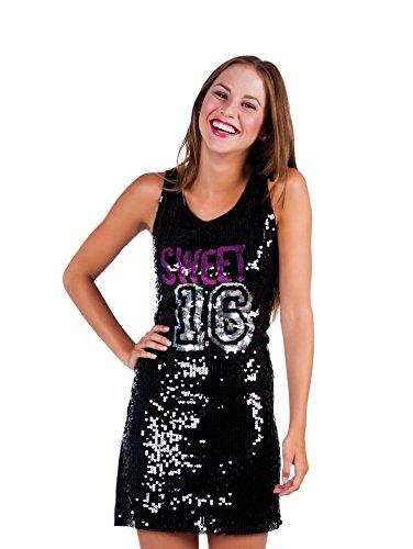Sweet 16 Halloween Kostüm - Boland 44460 - Erwachsenenkostüm Dazzle Sweet