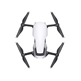 DJI Mavic Air Drone Fly More Combo - Arctic White (UK version with UK PSU)