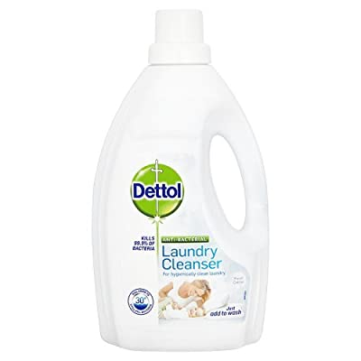 Dettol Antibacterial Laundry Cleanser Soothing Lavender 1500 ml