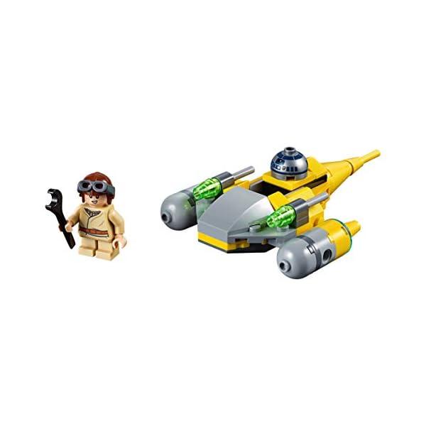 LEGO Star Wars - Microfighter Naboo Starfighter, 75223 4 spesavip