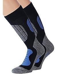 2 Paar Trekkingsocken oder 2 Paar Kurzschaft Trekking Socken