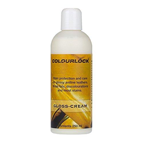 Colourlock lucido crema per pelle anilina lucido e rivestimento in