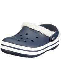 crocs Crocband Mammoth Kids 11128 Unisex - Kinder Clogs & Pantoletten