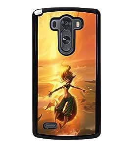 ifasho Designer Phone Back Case Cover LG G3 :: LG G3 Dual LTE :: LG G3 D855 D850 D851 D852 ( Love Couple Kiss )