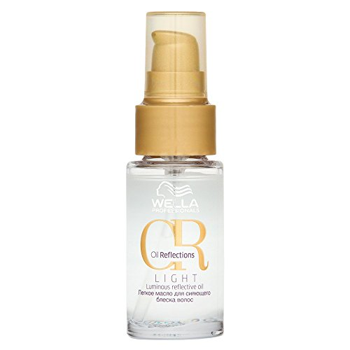Wella Professionals Oil Reflections Light Luminous Reflective Oil Haaröl für feines und normales Haar 30 ml