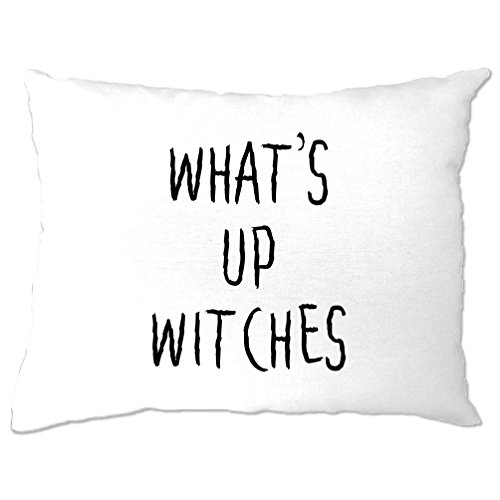 ge Sassy Halloween Slogan Kühle Spooky Scary Kissenbezuge (Scary Witch Halloween Kostüme)