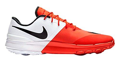 Nike Fi Flex, Chaussures sport homme Orange