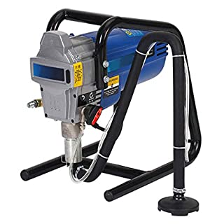 Wotefusi Industrial New 220V 1700W High Pressure Stand Electric Airless Sprayer Wall Paint Spray Paints Gun Machine 13M Hose