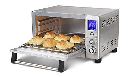 Silva-Homeline MB 1180 Backofen/Edelstahl / 36.1 cm/Umluft-Funktion/Elektro/Freistehend