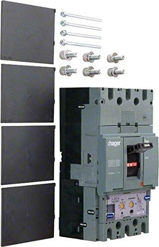 HAGER H630 - INTERRUPTOR AUTOMATICO CAJA MOLDEADA/0 H630 3P3D 50KA 250A LSI