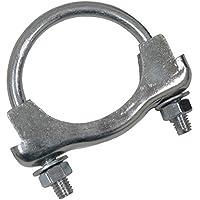 AERZETIX: Collier de serrage fixation pour tuyau pot silencieux d'échappement 48mm diamètre