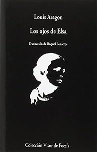 Los ojos de Elsa par Louis Aragon