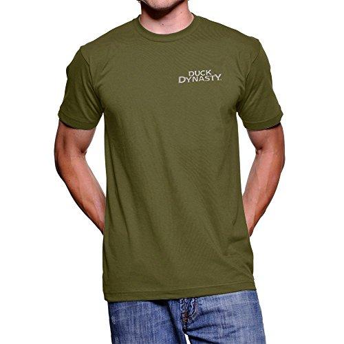 Duck Dynasty Hey Whatever Jack Erwachsene Military grün T-Shirt (XX-Large) (T-shirt Grün Military Erwachsene)