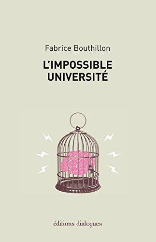 L'impossible universit