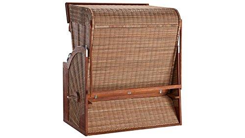 DEVIRES Strandkorb PURE® Comfort XL 429 - 4